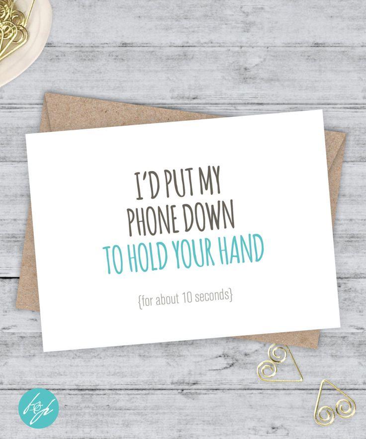 I Love You Card Boyfriend Card Awkward Card Snarky Card: 1000+ Ideas About Boyfriend Card On Pinterest