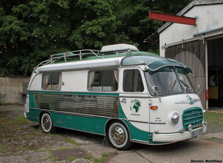 Setra Camper By The Car Gallery Motorhomes Amp Trailers