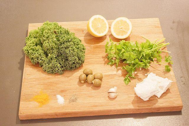 Σαλάτα με kale