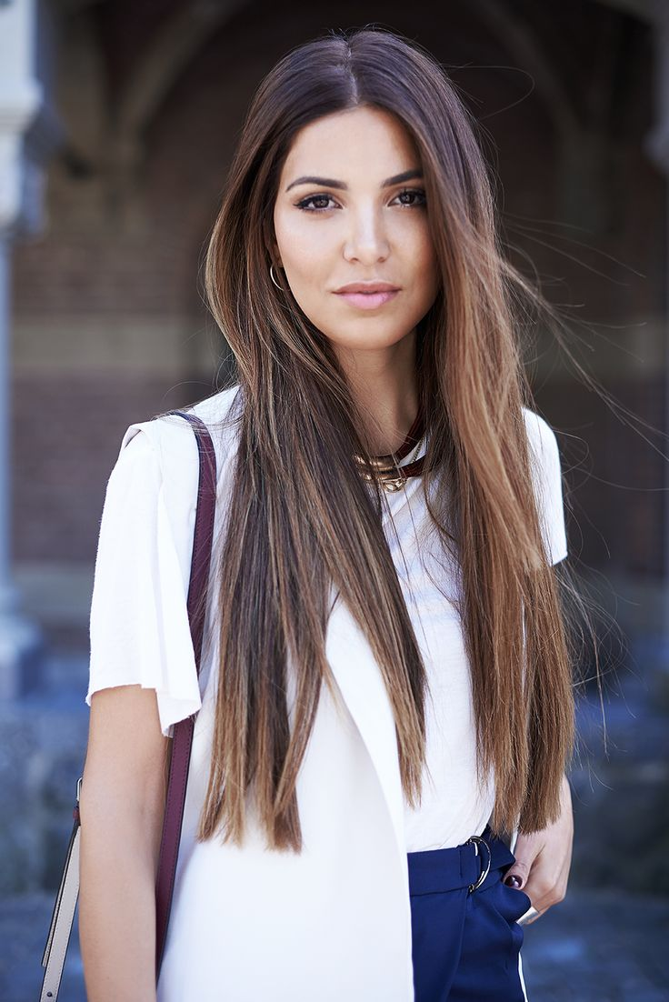 Hairstyles For Women Long Hair Best 25 Long Blunt Haircut Ideas On Pinterest Long Blunt Cut