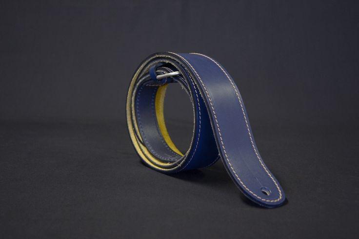 Rook Tor Guitar Strap Marine Blue