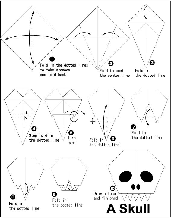 1000  ideas about origami instructions on pinterest
