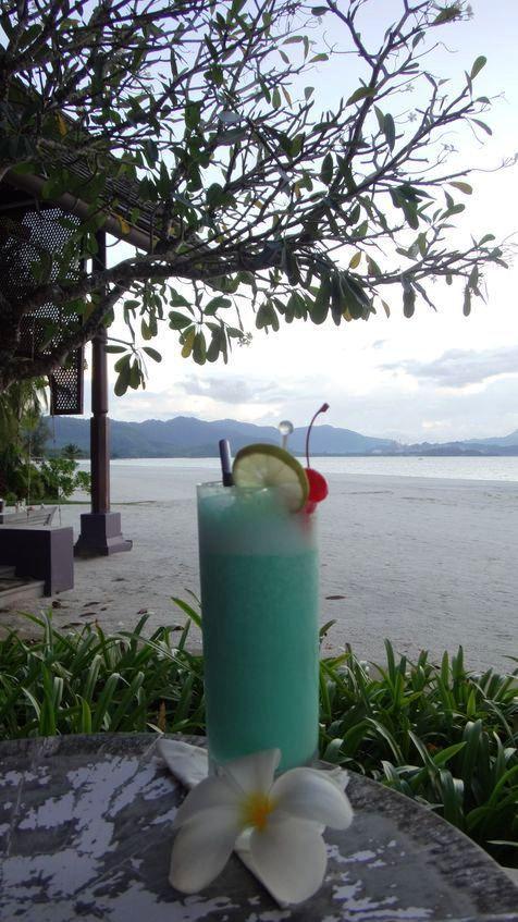 Cocktail Rhu Bar, Langkawi