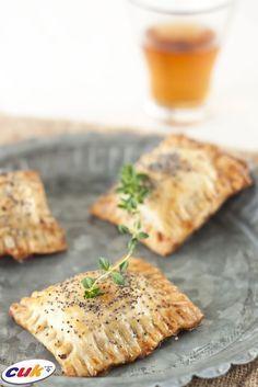 Receta de crujiente de pollo CUK Alfredo