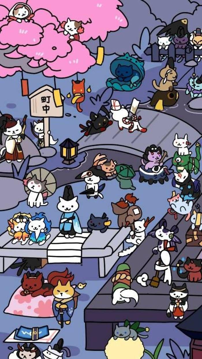 Pin by erika on Onmyoji game in 2019 | Onmyoji game, Cat