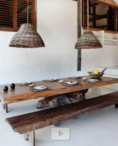 Casa Tiba, house in Trancoso, Brazil for rent