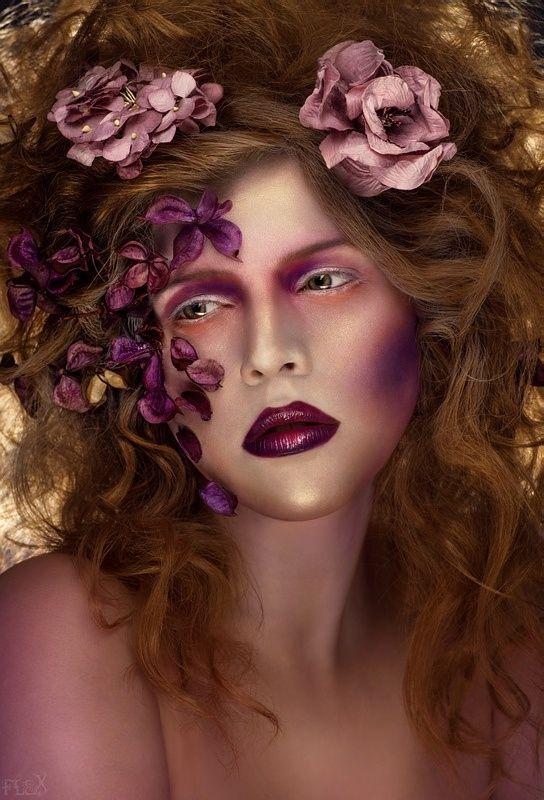 Model: Irma MUA: Nataly Naida Hair: Elena Glazkova  www.FlexDreams.com