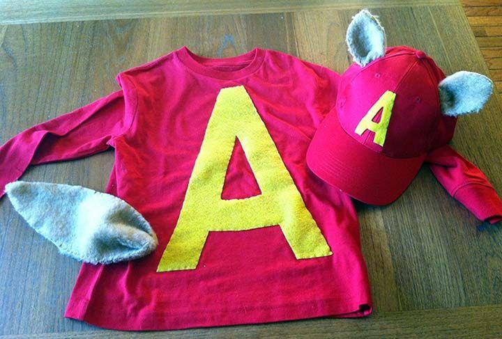 Alvin the Chipmunk!!!! So cute!!