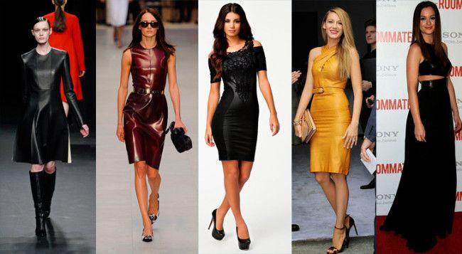 9 Super Dazzling Fashion Dresses Trends Spring/Summer 2014