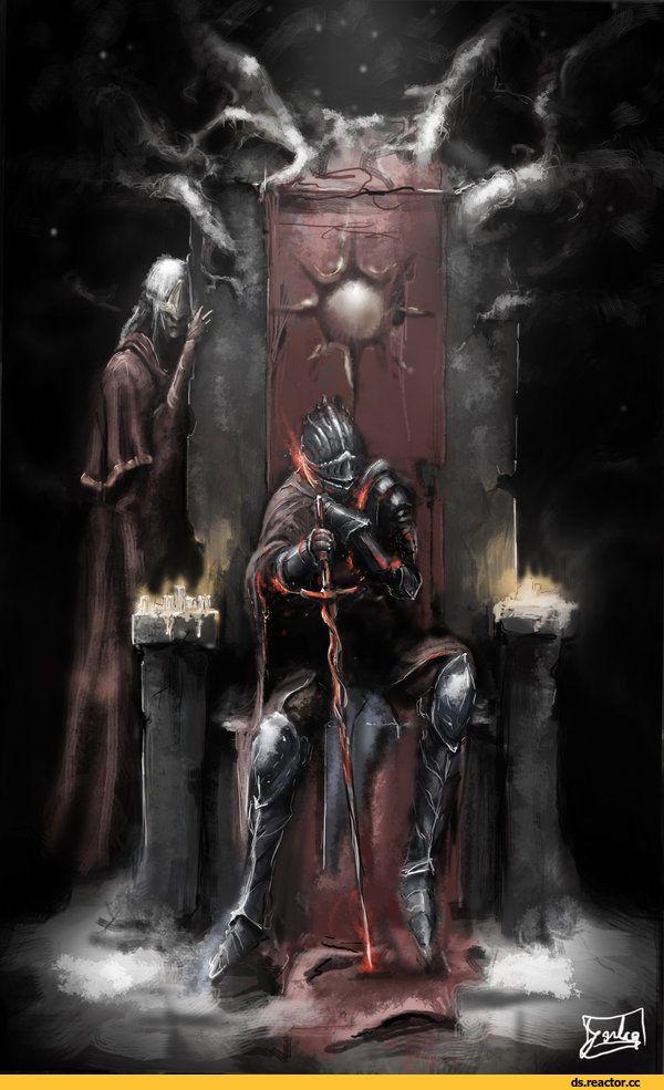 Dark Souls, fandom, DS art, Dark Souls 3