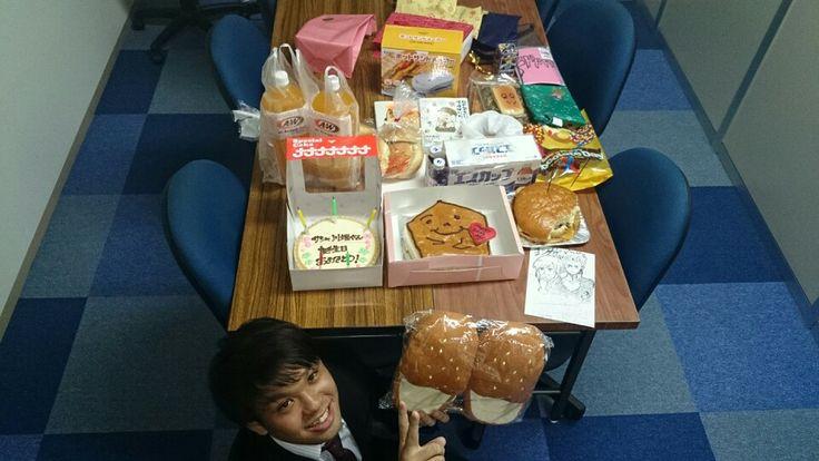 My friends Yossy´s Birthday!!