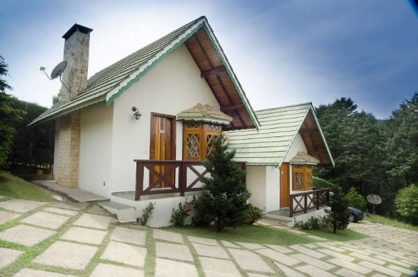 Pousada Villa Bergamo em Monte Verde - MG