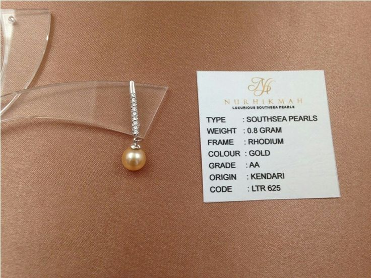 Pendant - Southsea Pearls. We are selling the best Southsea, akoya, tahitian and Freshwater pearls with certificate of authenticity and affordable price. Pearlsolstore.com/r/almyruzni