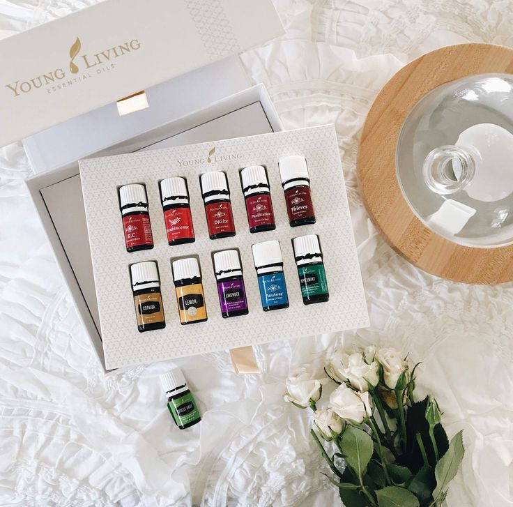 Premium Starter Kit 💧 Please contact me to purchase • Young Living Independent Distributor • MEMBER ID 11550858