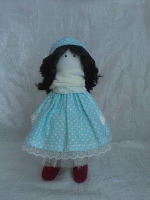 Творческая мастерская Никифоровой Минаят!!!: Мои куколки....