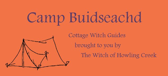 Two Year Anniversary + Camp Buidseachd: The Cottage Witch Guide to the Pagan Home