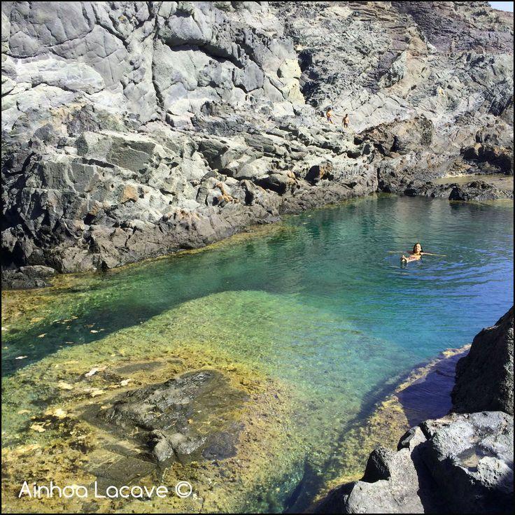 Piscina secreta. Fuerteventura. Canarias. The paradise