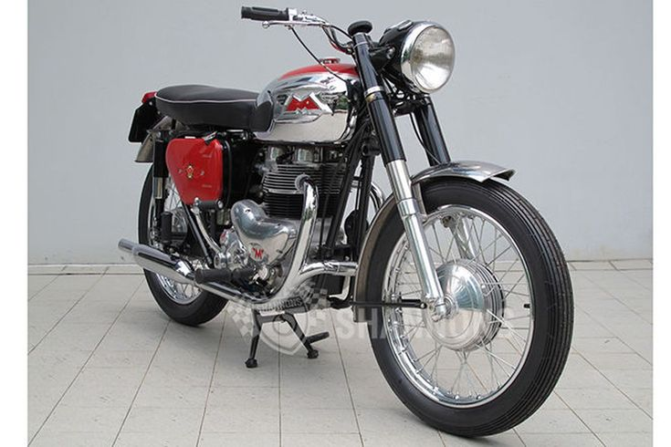 Matchless G12 CSR 650cc Motorcycle