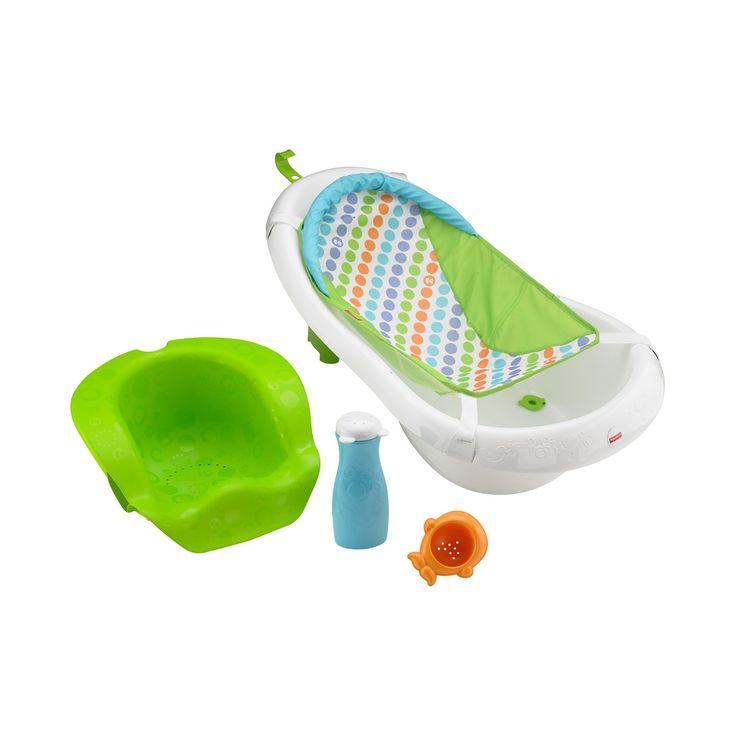 Fisher-Price 4-in-1-Sitzwanne   – Babies