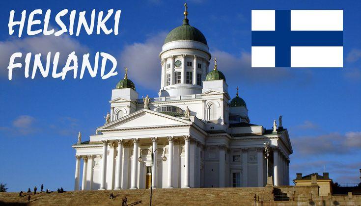 Helsinki in Finland tourism video: Helsinki Suomi matkailu - Finnish Tra...