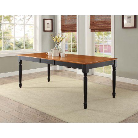 Farmhouse Wood Bench Seat Solid Black Oak Finish Home Kitchen Dining Furniture