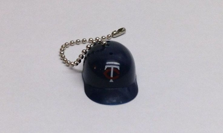 Minnesota Twins Baseball Batting Helmet Ceiling Fan/Light and Pull Chain. #Plastic #MinnesotaTwins