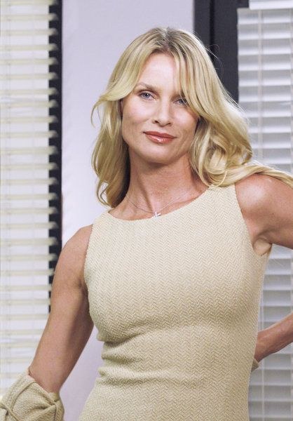 Nicollette Sheridan in Desperate Housewives God the crew was glad to see her go...