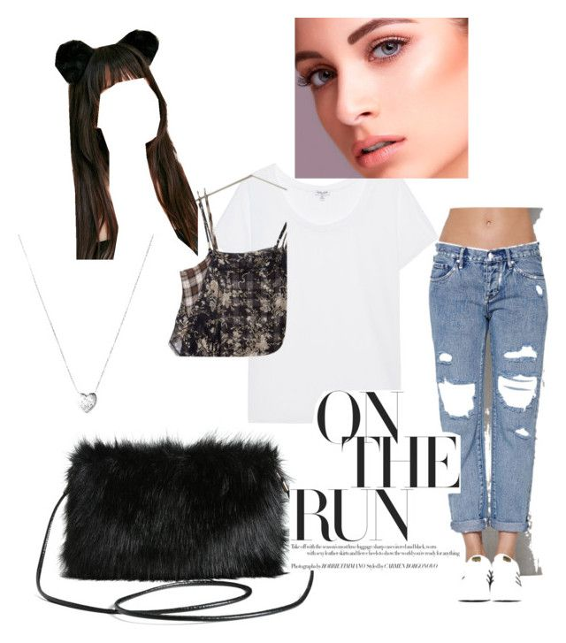 """""""Casual"""" by julianneraye on Polyvore featuring Splendid, R13, PacSun, Torrid and Links of London"""