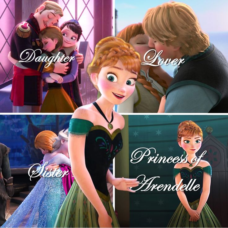 Anna | Disney Wiki | FANDOM powered by Wikia