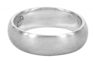 Single Angled ring in sterling silver. http://www.lordcoconut.com/shop/single-angled-ring/