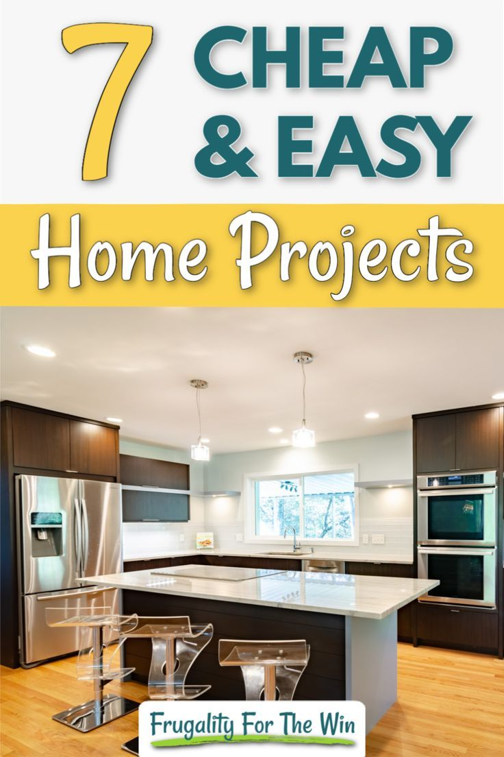 7 Easy And Cheap Home Improvements In 2020 Home Improvement