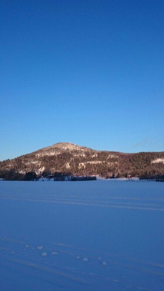 Antarsberget i Anundsjö, Västernorrland