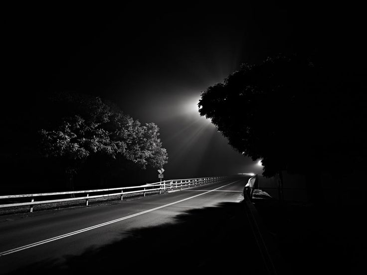 Christian Fletcher,  Bridgetown by Night,  i want to explore some street photography, an empty street  at night always screams quiet