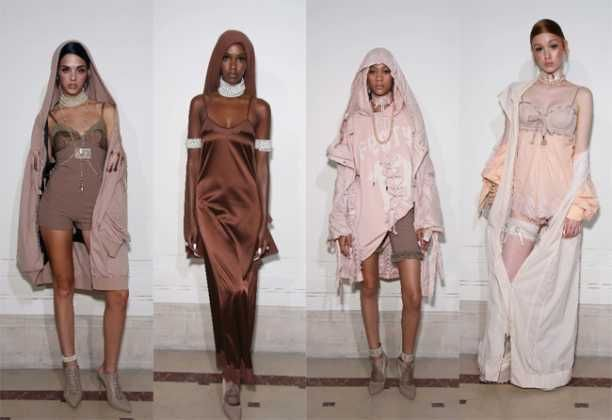 FENTY x PUMA SS17 Ready-To-Wear Collection Paris Look-07
