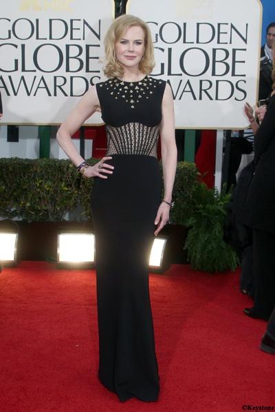 Les plus belles robes des #GoldenGlobes2013: #Nicole #Kidman
