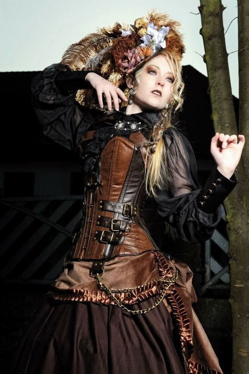1120 Best Steampunk Fashion Images On Pinterest