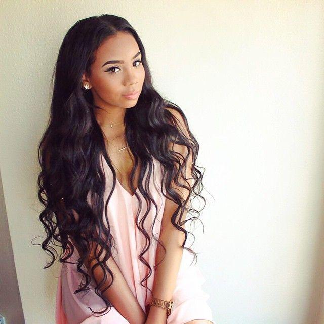 30 best beautiful black body wave hair images on pinterest hair body wave hair weave 3 httpaliexpress pmusecretfo Images