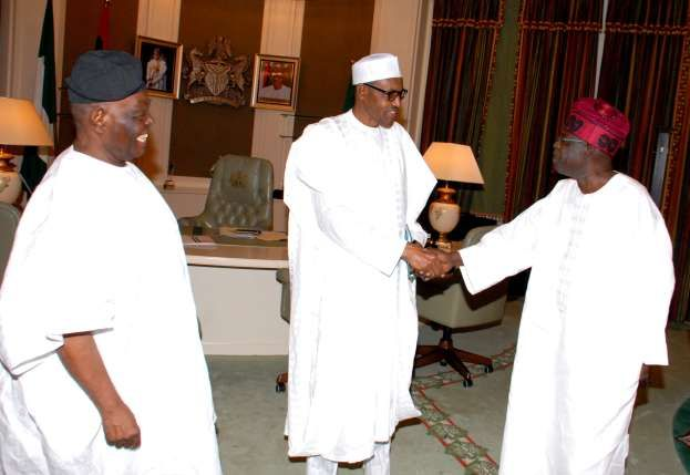 President Buhari in meeting with Tinubu Bisi Akande http://ift.tt/2n2GxB8