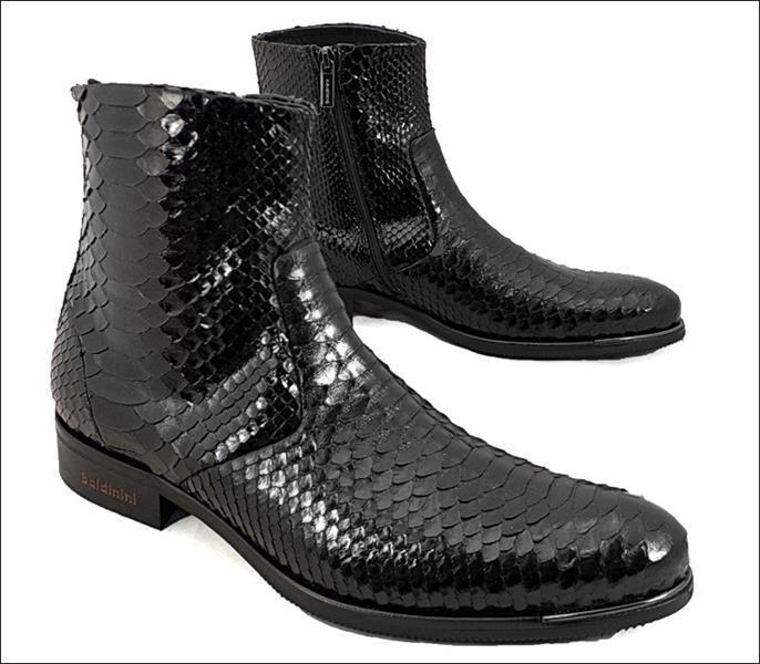 Обувь из кожи змеи купить