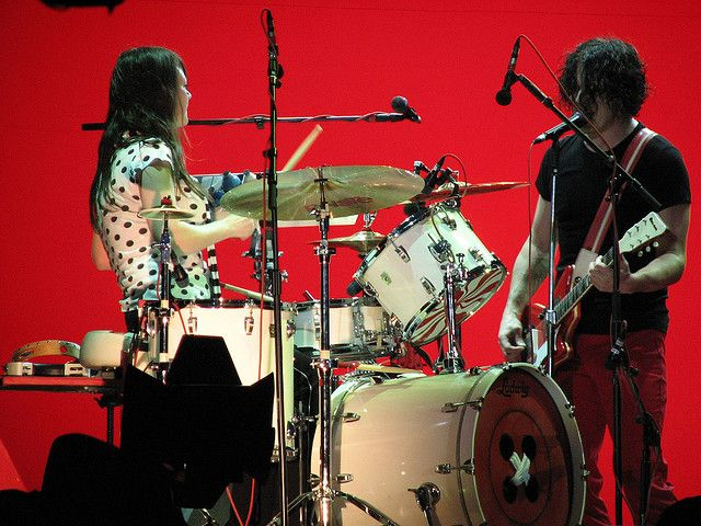 O2 Wireless Festival (14 June 2007) - Headlined by The White Stripes.