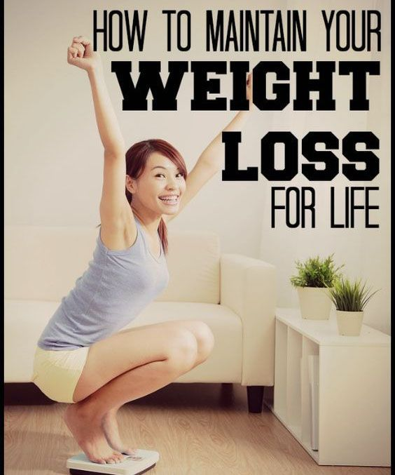 How to Maintain your Weight Loss for Life – Medi Idea