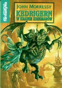 Książki z serii o Kedrigernie - dla młodzieży i dorosłych.