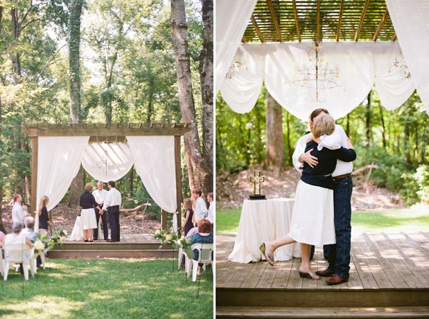 Vow Renewal by Magnolia Pair   Wedding Blog – Wedding Colors