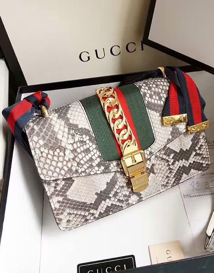 gucci bags for girls. gucci sylvie snake shoulder bag gray. view more handbags at http:// bags for girls a