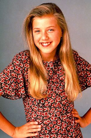 Stephanie Tanner from Full House (87'-95').  Gotta love TGIF...it was a great pizza night!