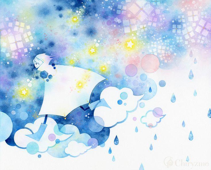 きまぐれかみさま by ヒヅキカヲル | CREATORS BANK http://creatorsbank.com/hi2ki_A/works/277156