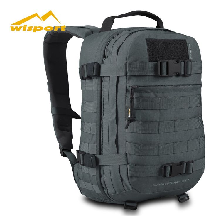 This new Wisport Sparrow 20 II Rucksack in Graphite colour is available now at Military 1st online store! Developed in collaboration with Polish Military Forces, it features 2 independent compartments, quick-release carrying system, adjustable shoulder straps with loops and multiple MOLLE compatible attachments points. From only £59.95! Free UK delivery and returns.