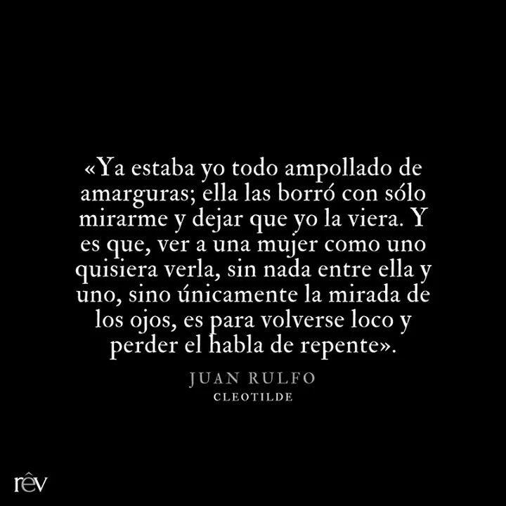 Juan Rulfo.
