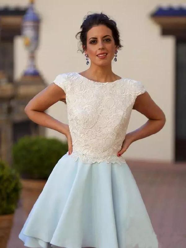 2e16f5f58e8 2017 Homecoming Dress Backless Sexy Short Prom Dress Party Dress JK126