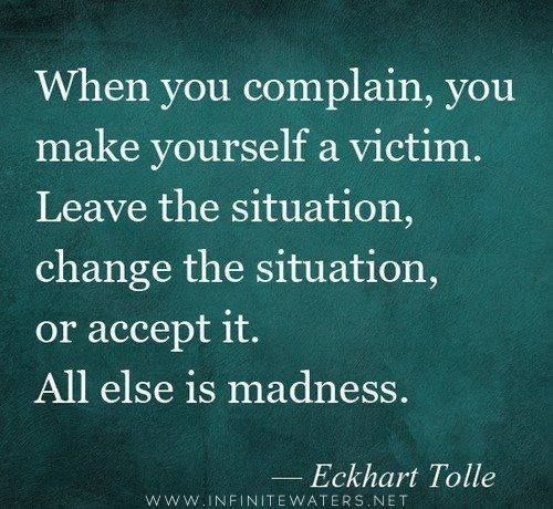 Life Quotes, Inspirational Quotes, Love Quotes : Eckhart Tolle